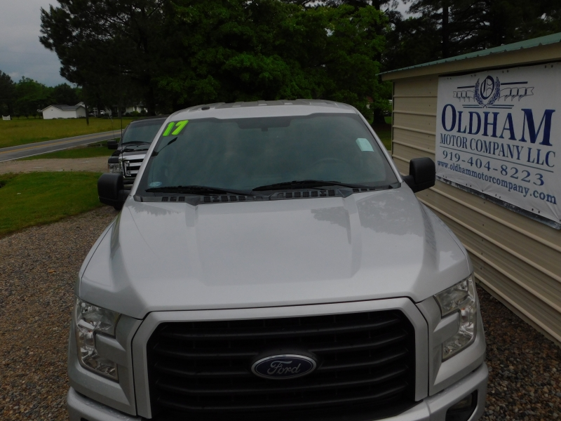 Ford F-150 2017 price $25,900