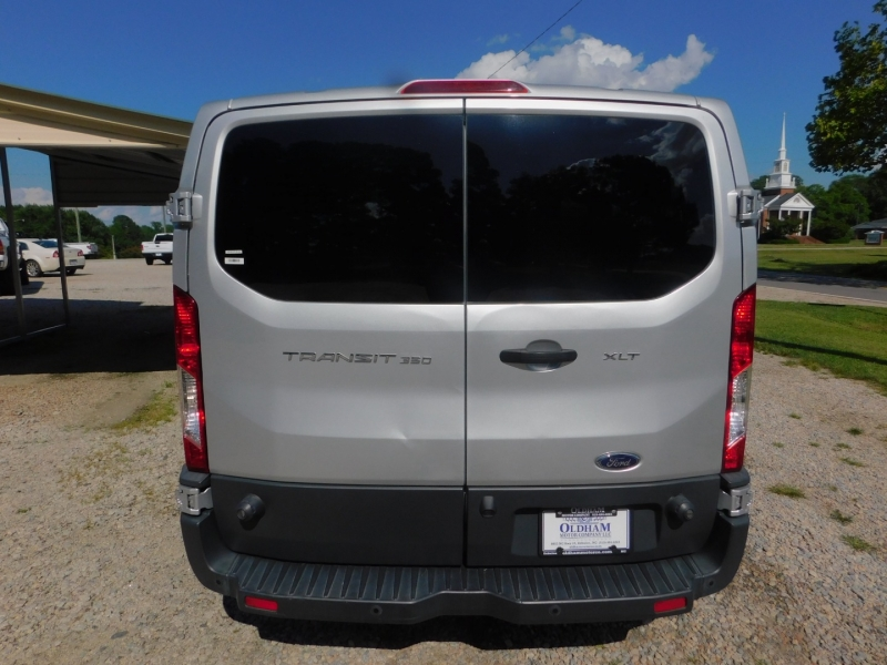 Ford Transit Wagon 2017 price $21,300