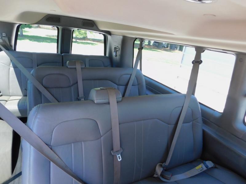 Chevrolet Express Passenger 2016 price $18,500