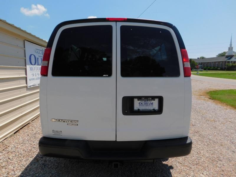 Chevrolet Express Passenger 2016 price $19,000