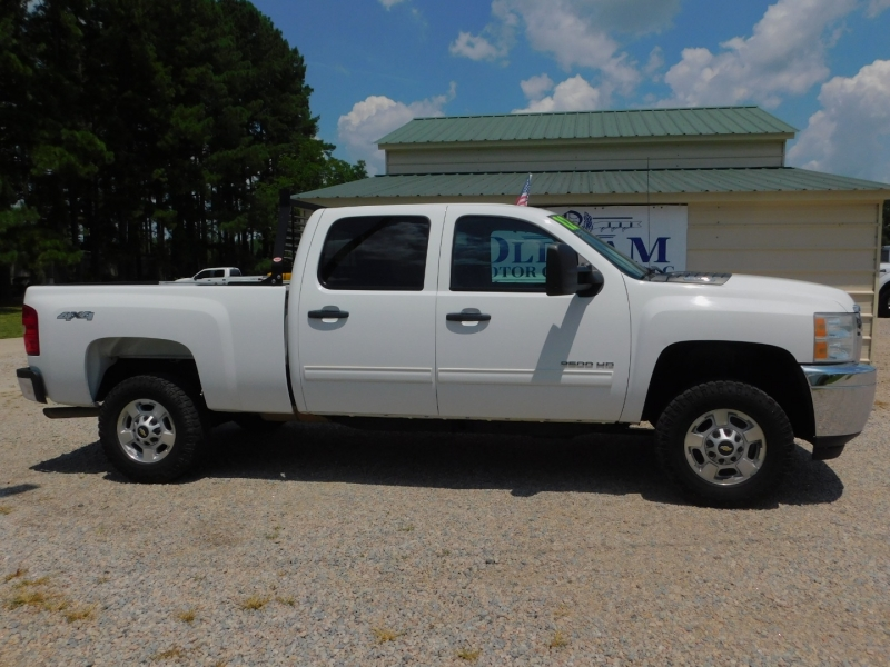Chevrolet Silverado 2500HD 2012 price $24,900