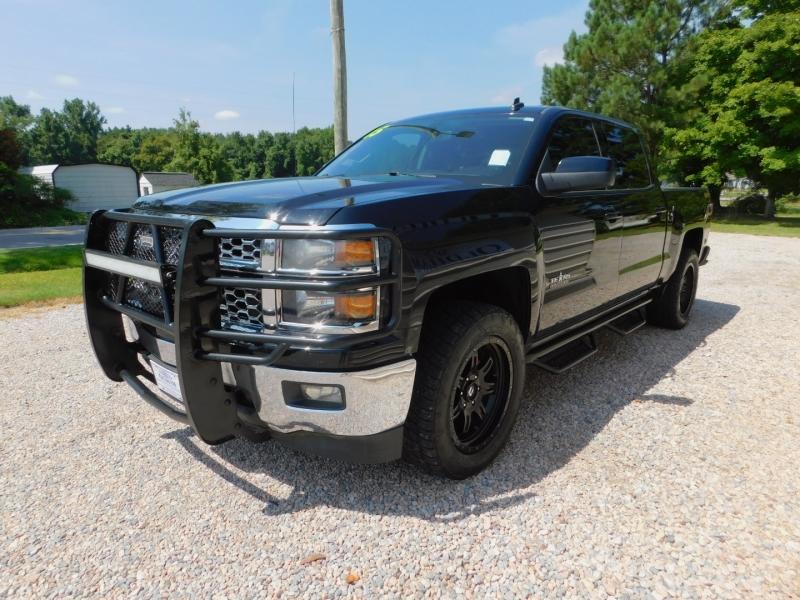 Chevrolet Silverado 1500 2014 price $24,900