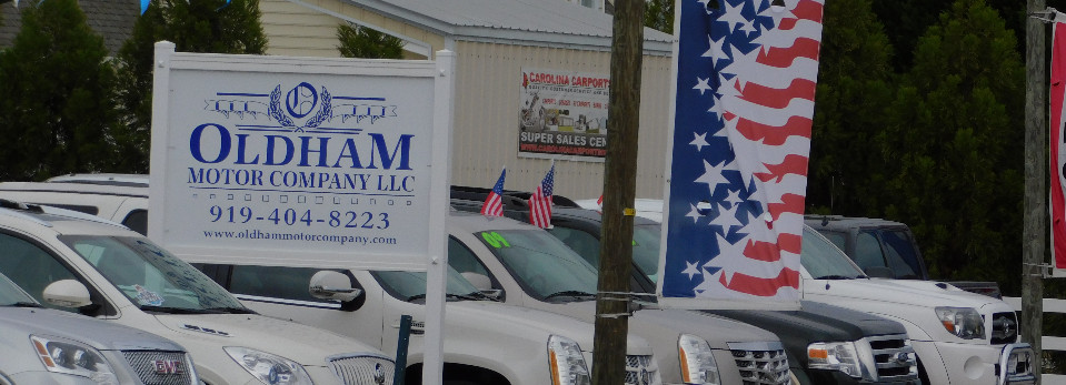 oldham motor company auto dealership in zebulon north