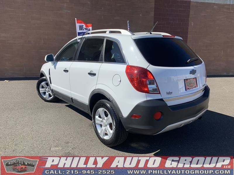 Chevrolet Captiva Sport Fleet 2014 price $8,360