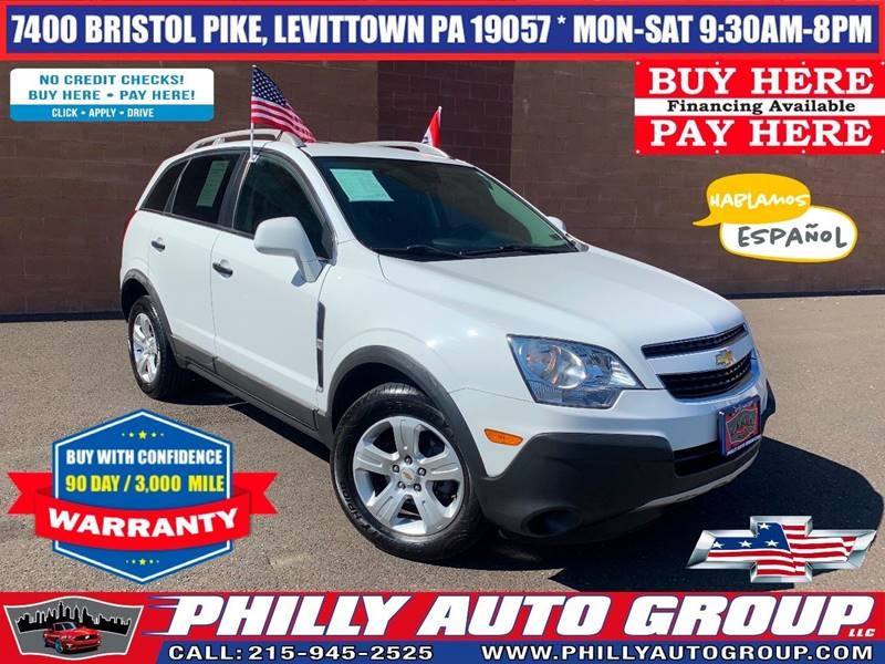 Chevrolet Captiva Sport Fleet 2014 price $8,185