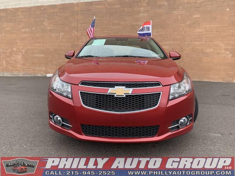 Chevrolet Cruze 2012 price $8,600