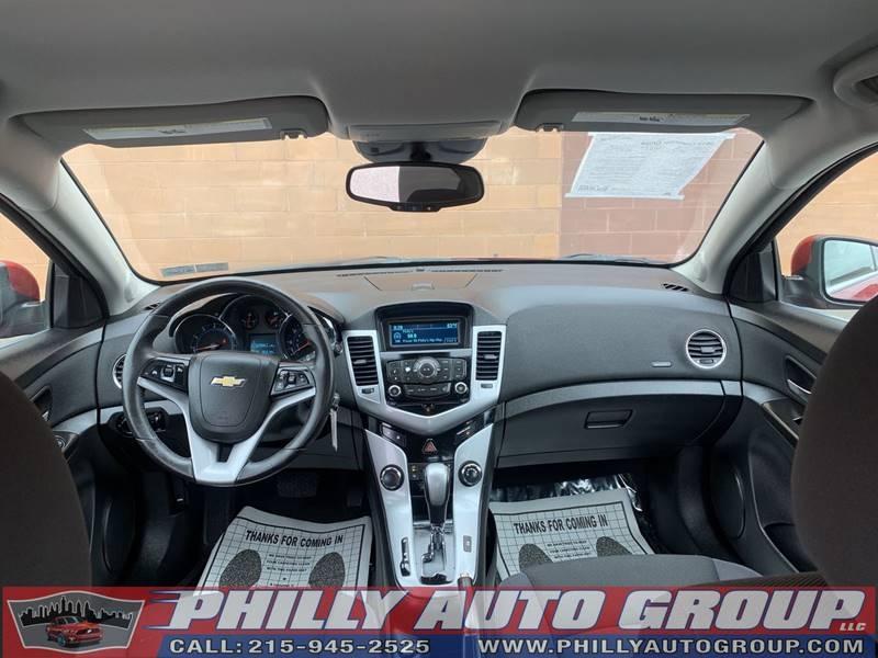 Chevrolet Cruze 2012 price $8,365