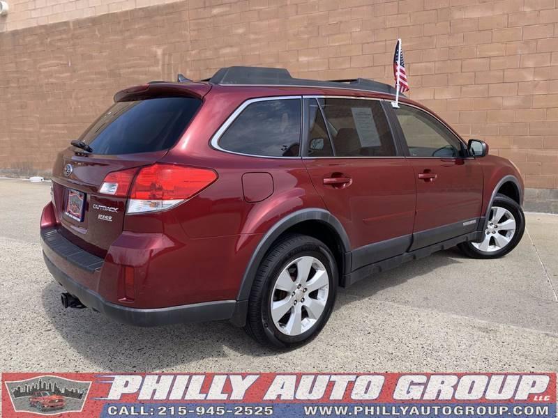 Subaru Outback 2011 price $9,800