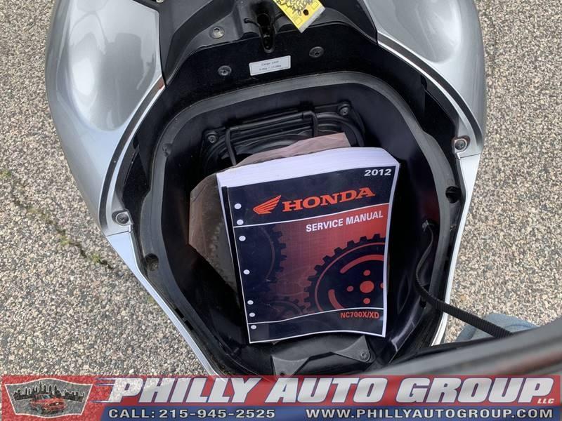 Honda NC700X 2012 price $3,885