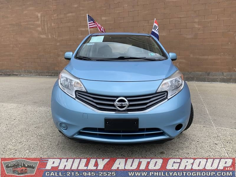 Nissan Versa Note 2014 price $9,885