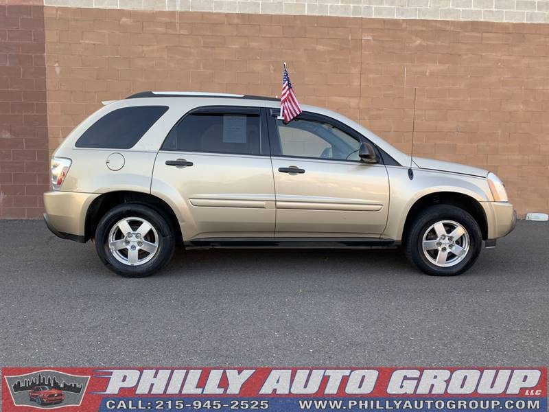 Chevrolet Equinox 2005 price $4,885