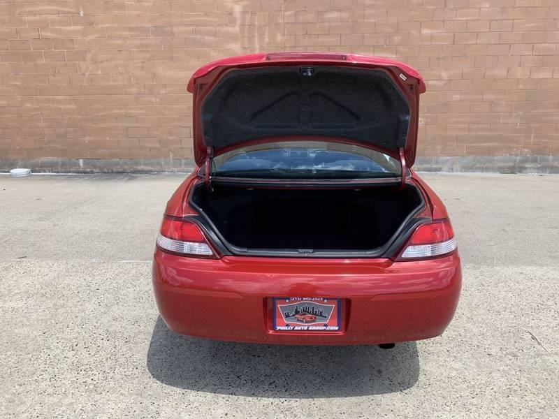 Toyota Camry Solara 2000 price $1,885