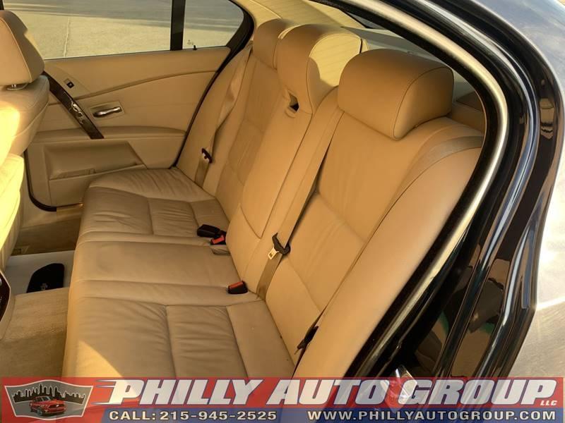 BMW 5-Series 2007 price $6,885