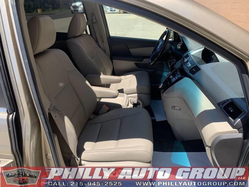 Honda Odyssey 2012 price $9,885
