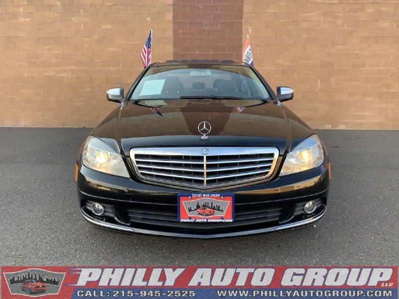 Mercedes-Benz C-Class 2008 price $9,385