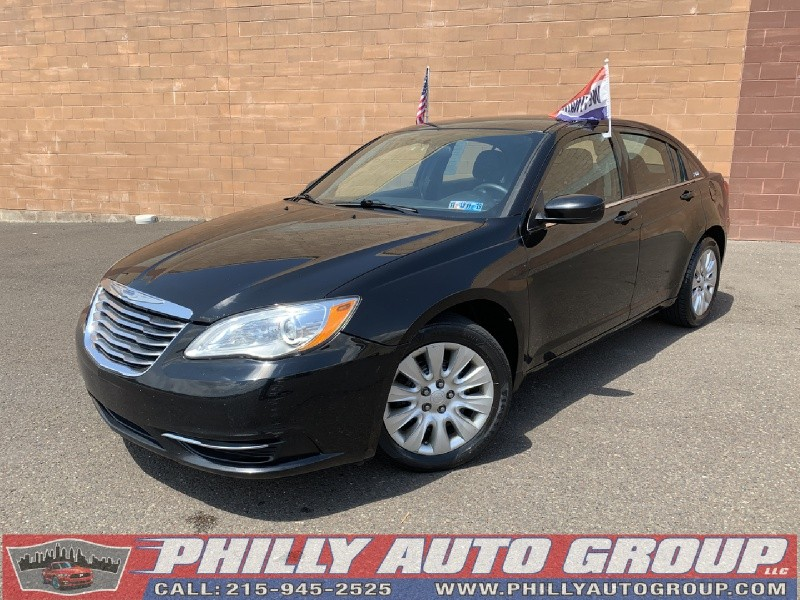 Chrysler 200 2013 price $7,250