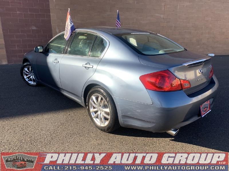 Infiniti G35 Sedan 2007 price $8,885