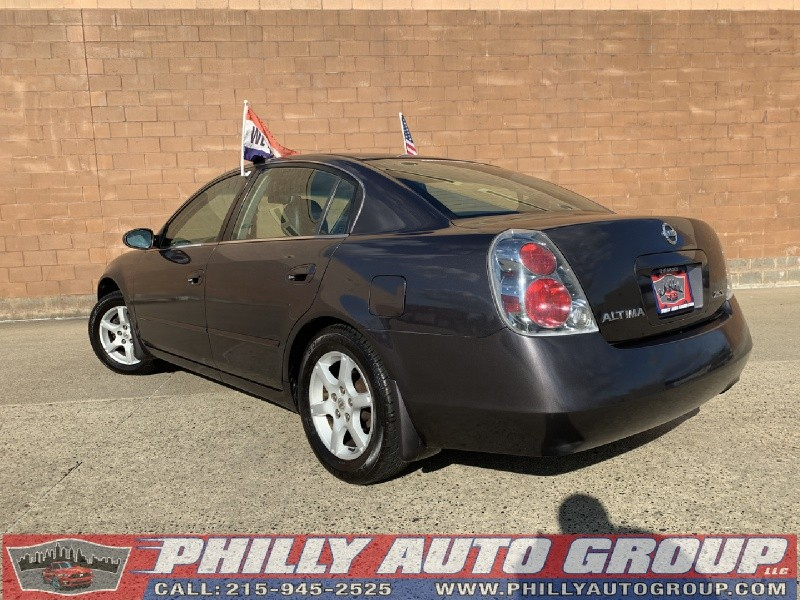 Nissan Altima 2005 price $6,885