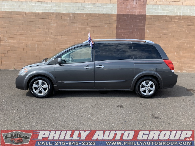 Nissan Quest 2009 price $6,885