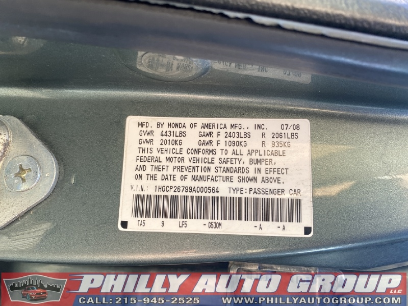 Honda Accord Sdn 2009 price $4,925