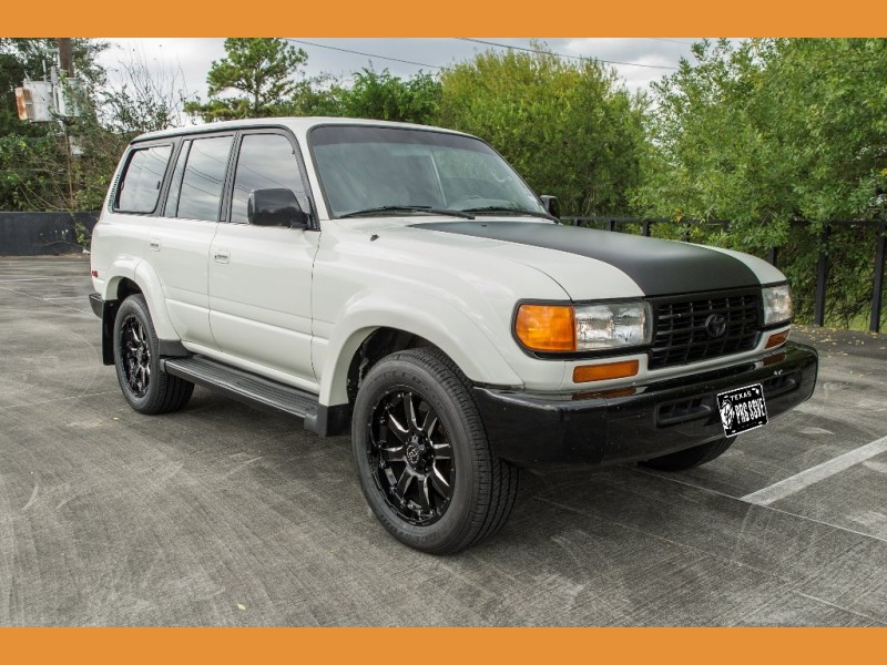 Toyota Land Cruiser 1995 price