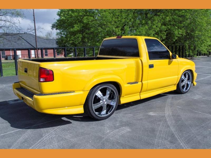 Chevrolet S-10 2002 price $8,550