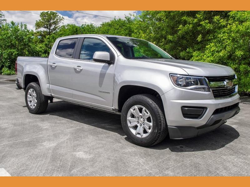 Chevrolet Colorado 2018 price $21,780