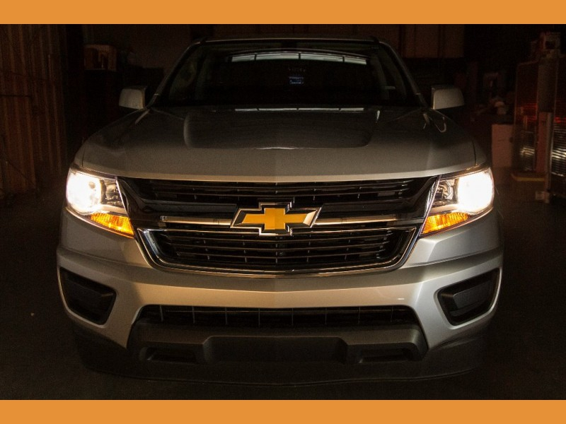 Chevrolet Colorado 2018 price $23,980