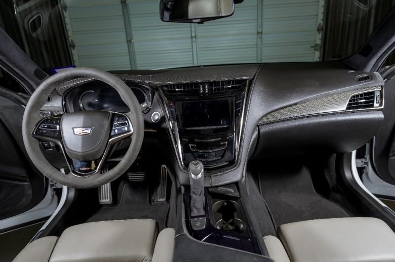 Cadillac CTS-V Sedan 2017 price $69,850