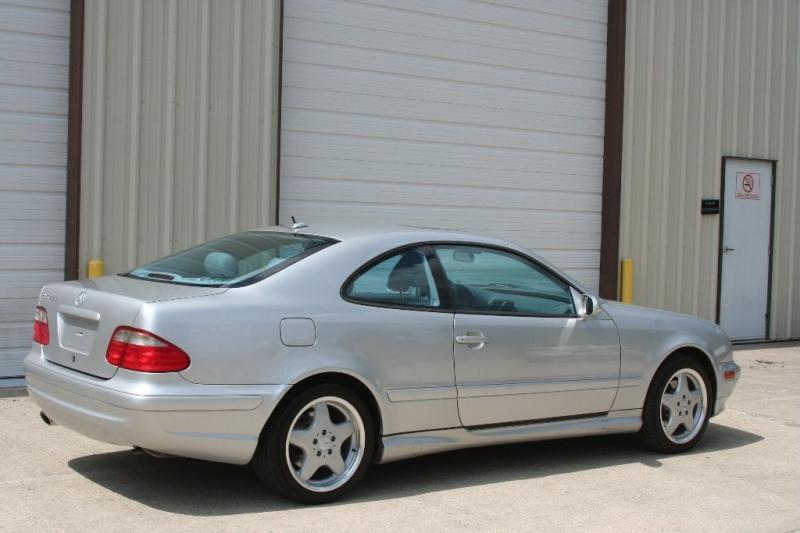 Mercedes-Benz CLK-Class 2001 price $4,950