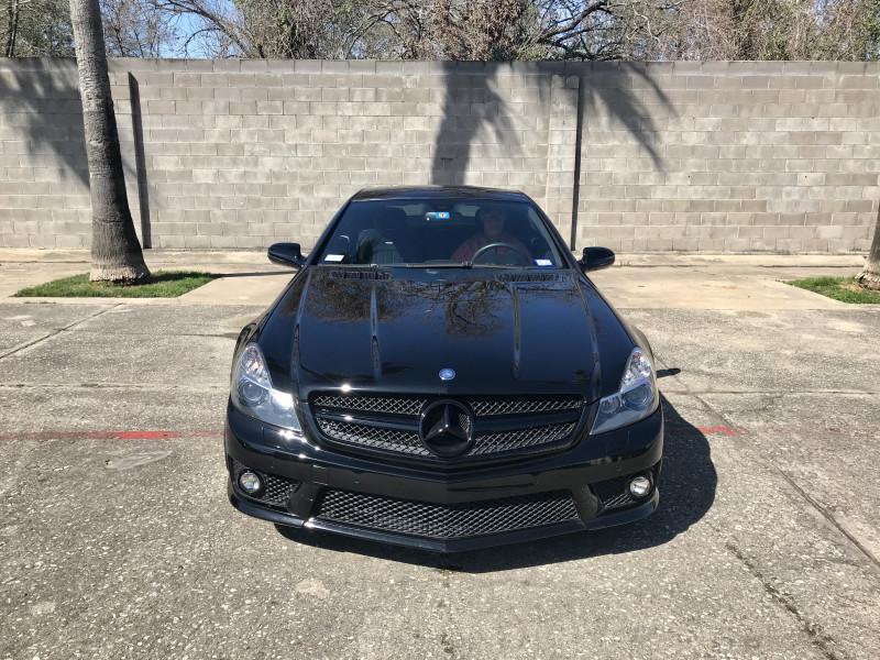 Mercedes-Benz SL63 AMG 2009 price $39,850
