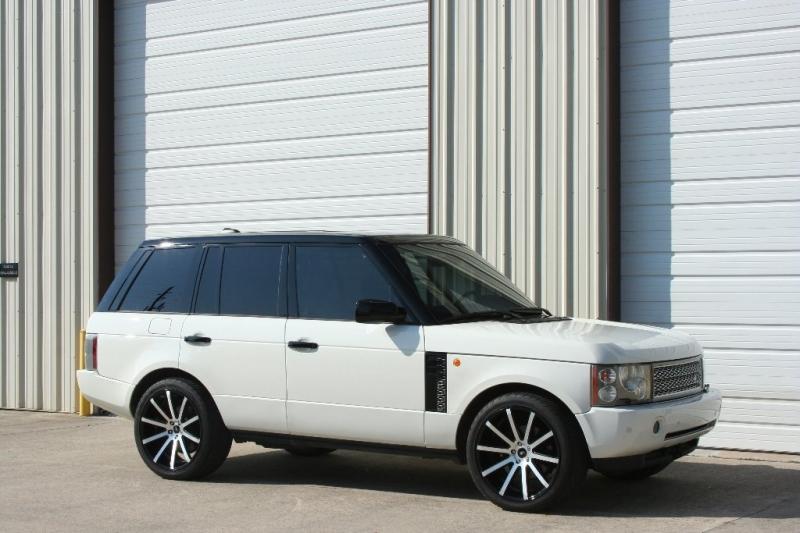 Land Rover Range Rover 2005 price $10,950