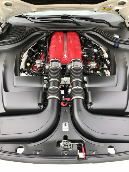 Ferrari California 2012 price $0