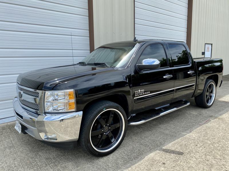 Chevrolet Silverado 1500 2012 price $15,980