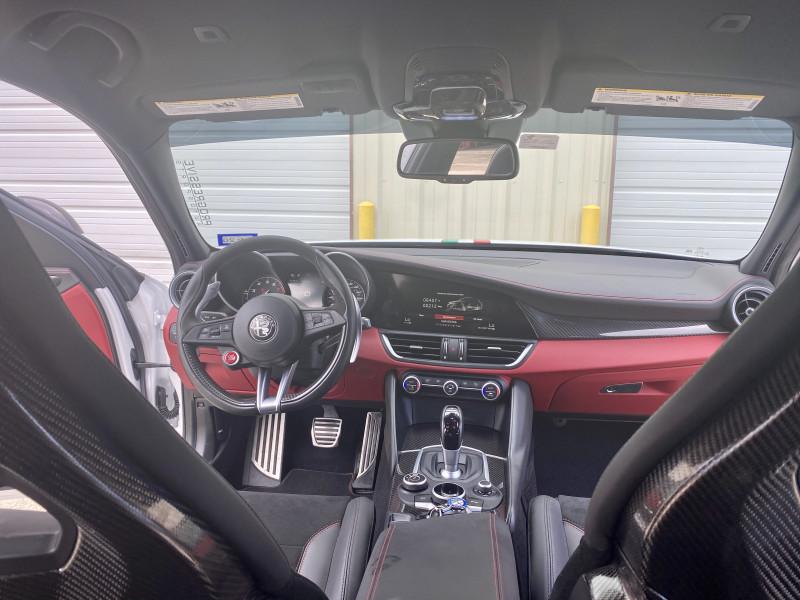 Alfa Romeo Giulia Quadrifoglio 2018 price $0