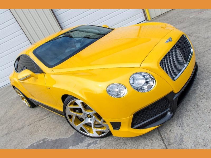 Bentley Continental GT Speed 2013 price $99,850