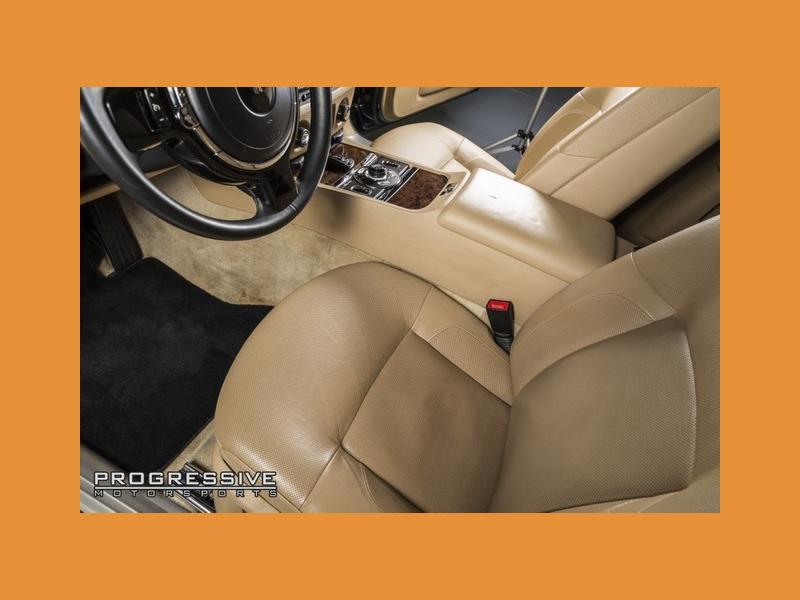 Rolls-Royce Ghost 2011 price $159,000