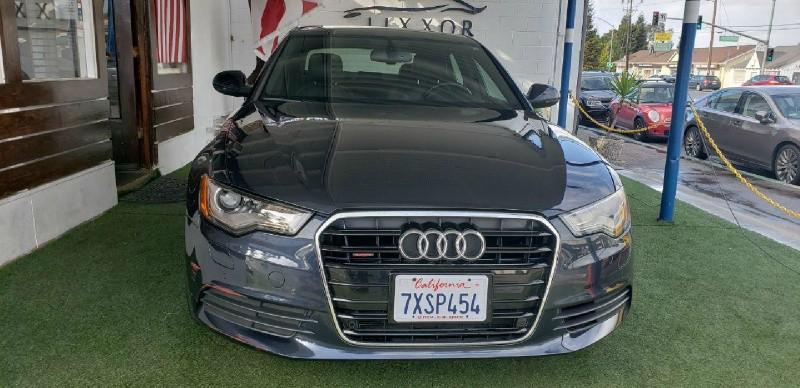 Audi A6 2012 price $14,000