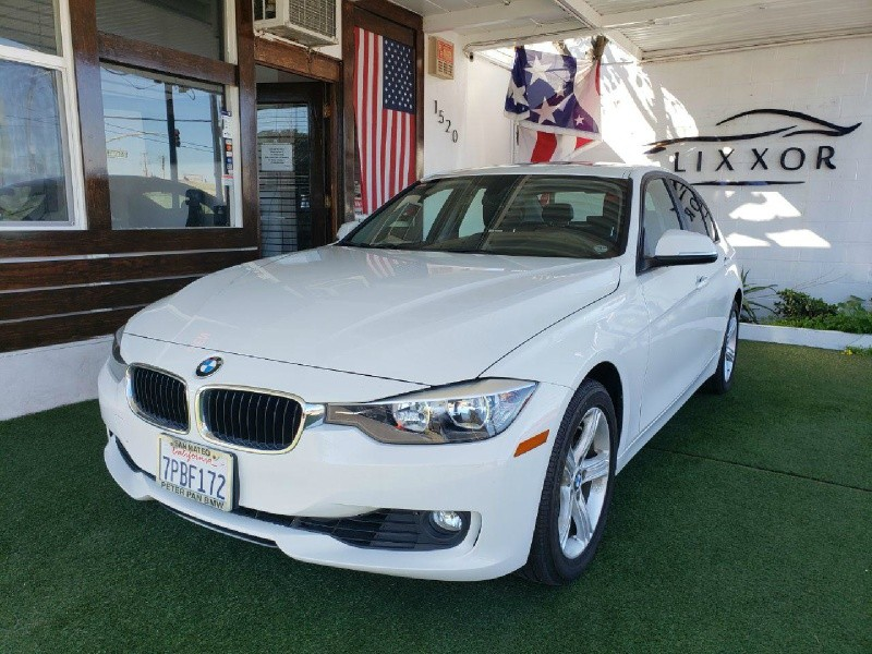 BMW 3-Series 2015 price $16,100