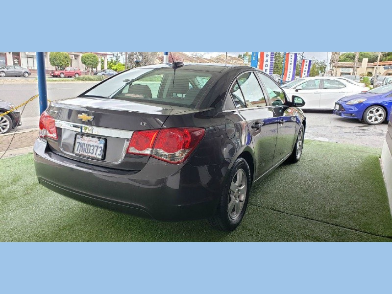 Chevrolet Cruze Limited 2016 price $8,200