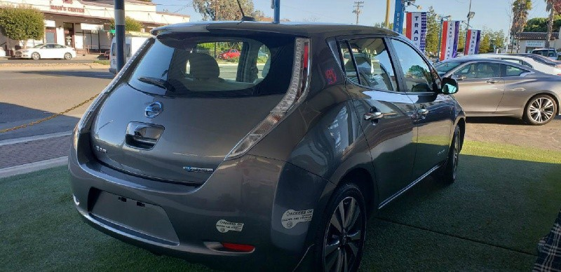 Nissan LEAF 2015 price $10,000