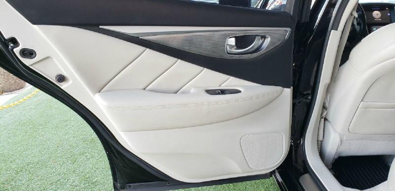 Infiniti Q50 sport 2015 price $21,000
