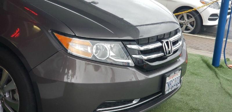 Honda Odyssey 2015 price $22,000