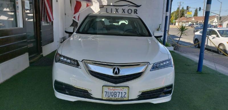 Acura TLX 2016 price $17,000
