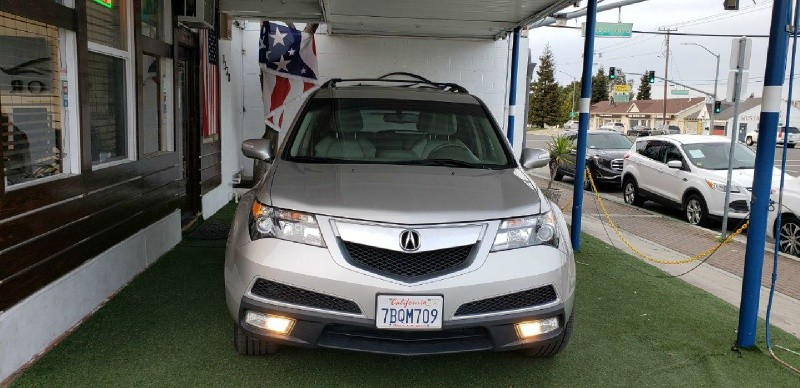 Acura MDX 2013 price $14,500