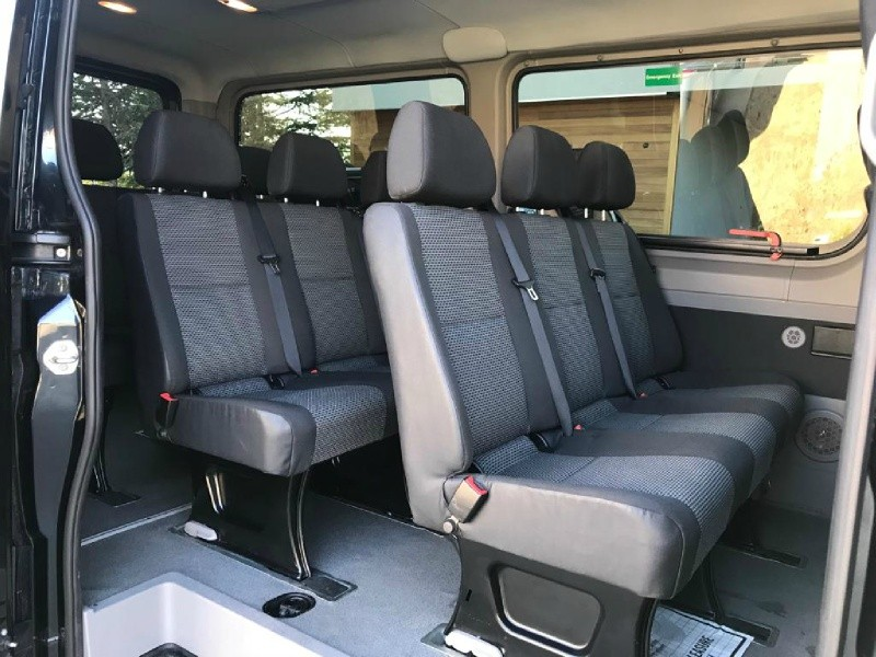 Mercedes-Benz Sprinter Passenger Vans 2010 price $27,000