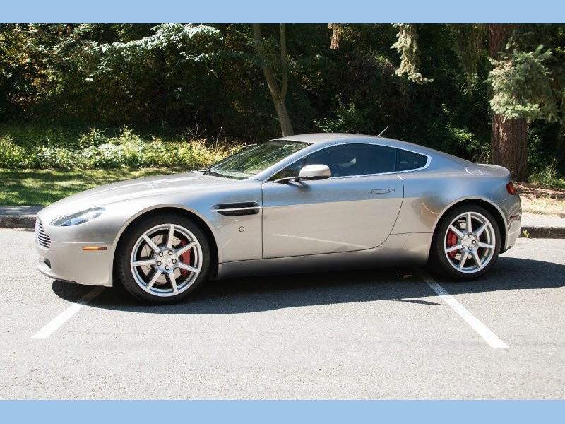 Aston Martin Vantage 2007 price $36,999