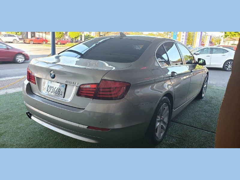 BMW 5-Series 2012 price $11,999