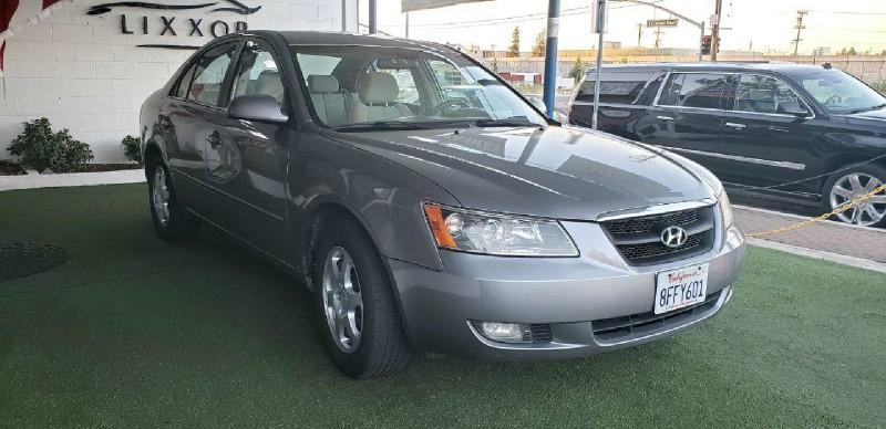 Hyundai Sonata 2006 price $3,500