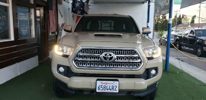 Toyota Tacoma 2016 price $23,999